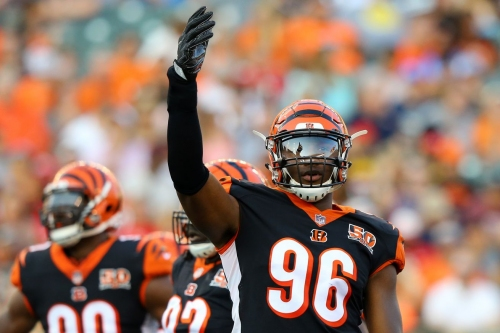 Carlos Dunlap would love to re-sign with Bengals; negotiations are underway