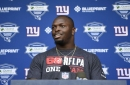"""Alec Ogletree says he is """"a guy that's going to play [the] full 60 minutes"""""""