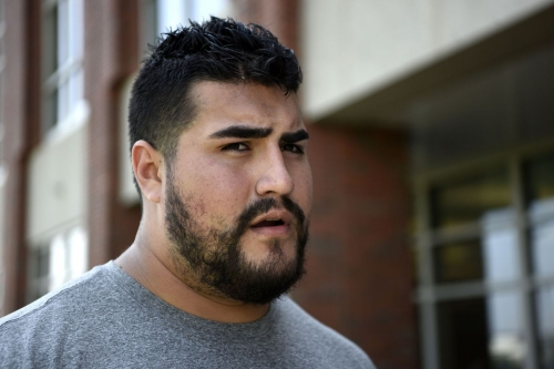Will Hernandez hopes to help Giants fight back from 3-13 season