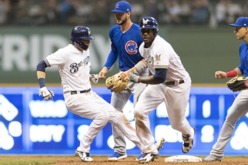 Brewers 4, Cubs 0: Just the facts