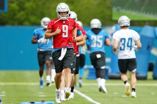 Detroit Lions to open training camp to public 12 times