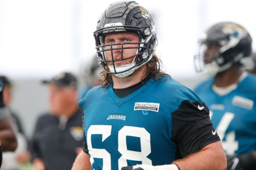 """Marrone on Norwell: """"He's a lunch-pail type guy"""""""