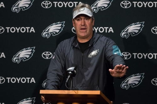 Doug Pederson says Eagles will not have joint training camp practices this year