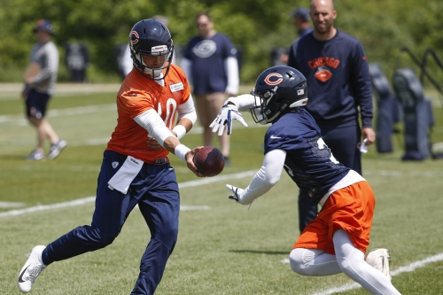 "Is the Chicago Bears' ""weakness"" offensive cohesion?"