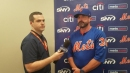 Mets manager Mickey Callaway provides an about about Noah Syndergaard