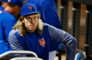 Second opinion confirms Noah Syndergaard's strained finger ligament