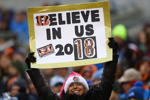 Bengals reveal Jungle Pass option for buying tickets to 2018 home games