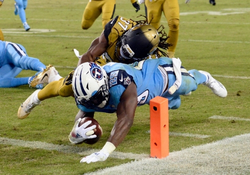 DeMarco Murray declined workout offer from Saints: report