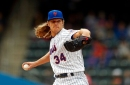 NY Mets' Noah Syndergaard will remain sidelined with right index finger strain