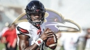 Ravens teammates in awe of 'young Michael Vick' Lamar Jackson