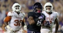 TCU football projected as slight underdogs to Texas, per SB Nation