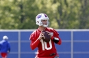 Bills minicamp, Day 2: red zone and two-minute situations find end zone