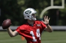 WATCH: Jets' Sam Darnold highlights (and lowlights) from minicamp Day 2