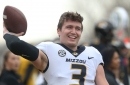 Drew Lock takes charge of Mizzou's summer workouts