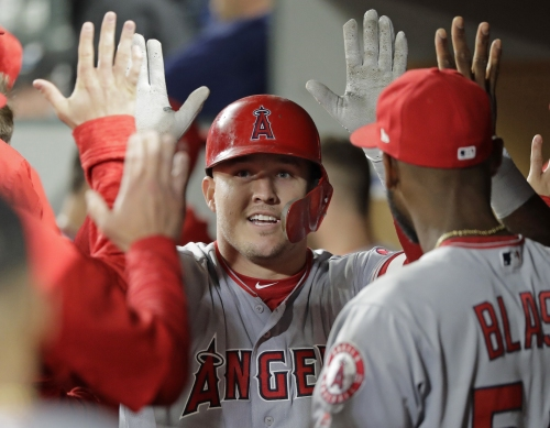 Live updates: Can Mike Trout continue power surge as Angels take on Seattle?