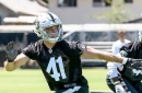 Browns claim LB Brady Sheldon off waivers from Raiders, Christian Hackenberg unclaimed