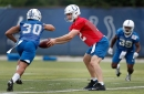 Colts observations: More throws from Andrew Luck, does John Simon have a home?