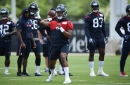 Texans' Deshaun Watson working his way back from ACL injury