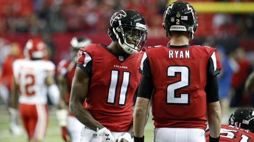 Falcons QB Matt Ryan expects Julio Jones to attend passing camp in July