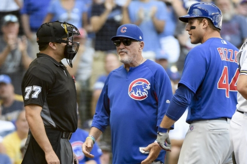 Brewers 1, Cubs 0: A whole lot of nothing
