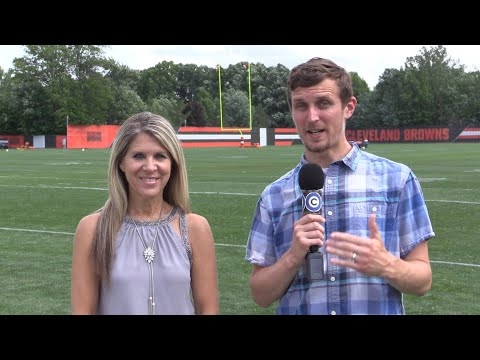 Offense offers hope in Browns minicamp: Berea report