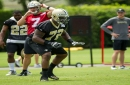 How will the Saints replace Mark Ingram? A healthy Terron Armstead could be a large piece of the puzzle
