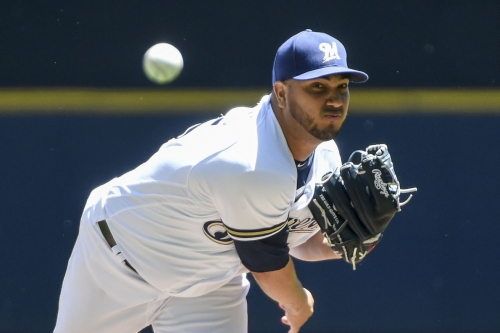 Brewers shut out Cubs again, 1-0