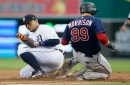 Shocked Miguel Cabrera and Detroit Tigers have to wait until next year