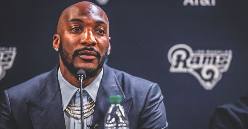 Rams CB Aqib Talib believes this is the best secondary he's ever played in