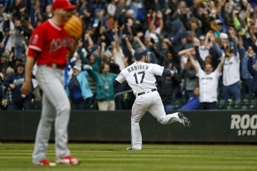 Nothing's worse than Angels getting swept by Mariners via walk-off HR in game fans could only watch on Facebook
