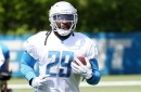 Lions hope to create a platoon backfield with LeGarrette Blount, Theo Riddick