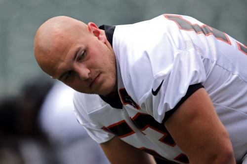 Billy Price says he will be medically cleared next week; already lifting 305 pounds