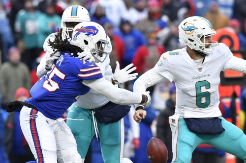 Plays that defined 2017: Dolphins at Bills