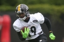JuJu Smith-Schuster added to the list of Steelers 'walking wounded'