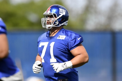 NY Giants Will Hernandez, Nate Solder developing a mutual respect