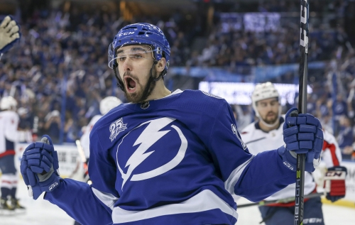 Lightning opens seven-game preseason schedule at home Sept. 18