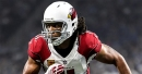 Cardinals WR Larry Fitzgerald not thinking about playing past 2018