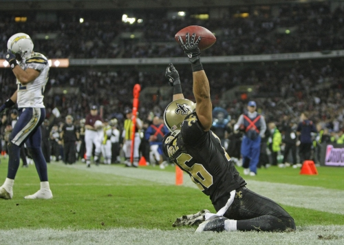 Fan favorites Lance Moore, Pierre Thomas named latest inductees into Saints Hall of Fame