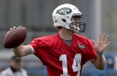 WATCH: Sam Darnold highlights from Day 3 of Jets minicamp