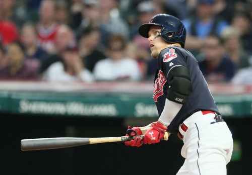 Into the fire: Cleveland Indians, Chicago White Sox starting lineups for Thursday, Game No. 67