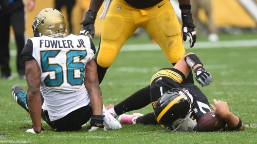 Jaguars' Dante Fowler getting ready to have 'the best season of my career'