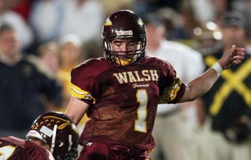 Browns sign Solon native, former Walsh Jesuit kicker Ross Martin
