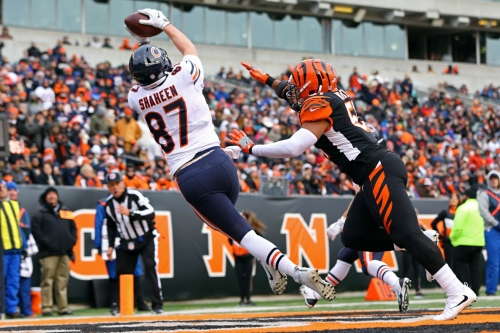 Sculpting the Offense: How the Bears can get the most out of Trey Burton and Adam Shaheen