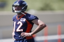 """Paxton Lynch sits as Broncos' No. 2 quarterback: """"I'll be ready"""" if called upon"""