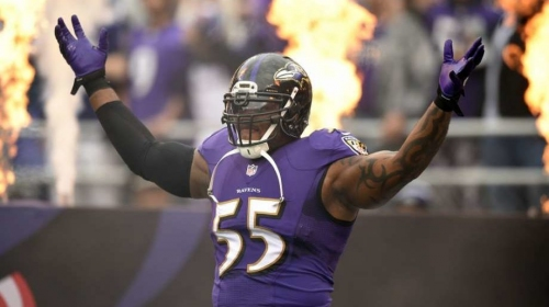 Ravens HC John Harbaugh says Terrell Suggs is 'on a mission' and 'headed for the Hall of Fame'