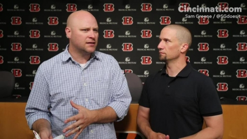 Cincinnati Bengals 2018 mini camp wrap up