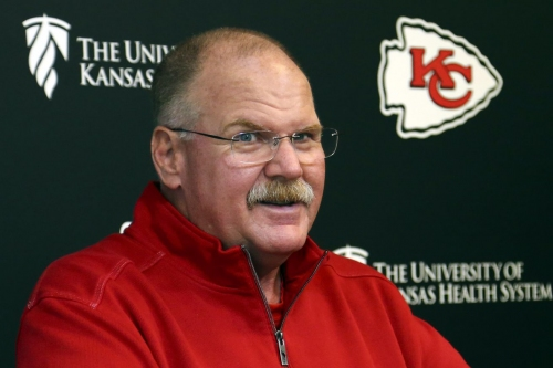 10 takeaways from Andy Reid to close out Chiefs OTAs