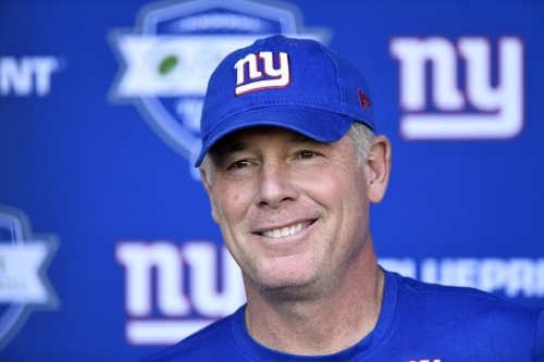 """Giants end mini-camp: """"Time away, not time off,"""" says Pat Shurmur"""