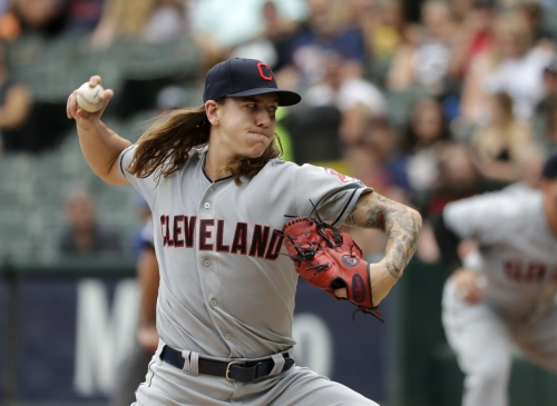 Jose Ramirez, Francisco Lindor homer, Mike Clevinger strikes out 11 as Cleveland Indians beat Chicago, 5-2