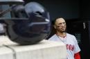 Mookie Betts in Boston Red Sox lineup vs. Mariners' Felix Hernandez; Christian Vazquez catching David Price